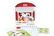ιδέες για παιδικό πάρτι - φάρμα / Παιδικό πάρτι με θέμα τα ζωάκια της φάρμας!