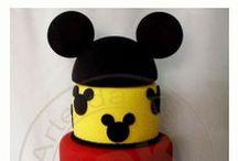 ιδέες για παιδικό πάρτι - Mickey / Διοργανώστε ένα ιδιαίτερο πάρτι με θέμα τον Mickey!