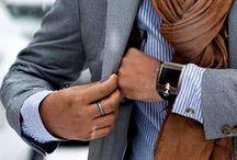 Men's Fashion / by Philippe Azouz