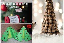 Navidad / Algunas ideas para darle mini regalos a tu familia, decorar tu árbol, etc, este tablero lo ocultare cuando pase Navidad, en mediados de enero ocultare el tablero y lo saco en Noviembre 16, aprovechen