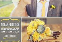 Yellow Theme / Yellow Theme Wedding