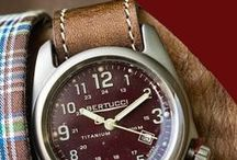 Watches / Pulling out your smartphone to check the time in the midst of a quail hunt? We didn't think so either. It seems reports on the death of the wristwatch have been greatly exaggerated.