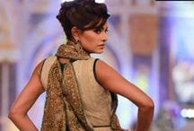 Ammar Shahid's Bridal Collection / Ammar Shahid, a graduate of PIFD (Pakistan Institute of Fashion design) 2006, the label has not only earned recognition but in a short span of a two and a half years, has evolved as a hi-end fashion house with three individual brands; Bridal, Couture and Menswear.