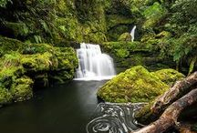 Middle Earth / New Zealand is Middle Earth and its beauty is breathtaking! Come and see for yourself.