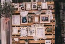 Wedding backdrops / Wedding backdrops zijn leuke achtergronden om tijdens je bruiloft, bijvoorbeeld voor de ceremonie te gebruiken.