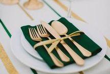 Green Theme / Green Theme Wedding