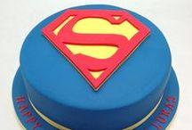 ιδέες για παιδικό πάρτυ - superman / Πάρτι Superman - Το αγαπημένο θέμα για πάρτι των αγοριών!!