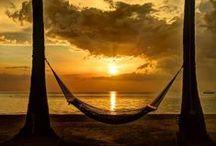 Sunset / Tem coisa mais linda que o pôr do sol?