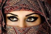 Saris & make indiana / Beleza e maquiagem