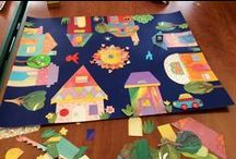 ARTZworks Philadelphia / Artwork by people living with dementia and their caregivers
