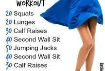 Workout and stuff