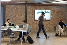Coworking spaces - Croatia / Photos from coworking spaces in Croatia / by Coworking Croatia
