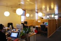 Coworking spaces - World / Photos from coworking spaces worldwide / by Coworking Croatia