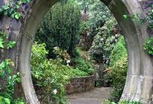 Secret Gardens and spaces