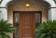Dveře / Doors / http://www.saloncardinal.com/galerie-dvere