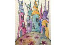 ART - Children's Book Illustrations