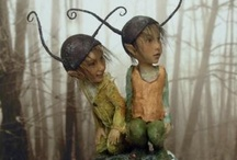 Faeries and Little Folk