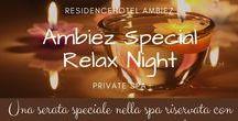 Menù Serate Speciali Residence Hotel Ambiez