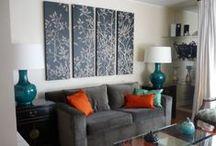 Proyectos de decoradores / Proyectos en los que han participado nuestros cuadros o nuestros productos.