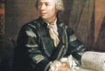 Stuff Euler Did / Stuff figured out by Leonhard Euler / by Mo Geraghty
