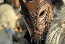 maschere sarde