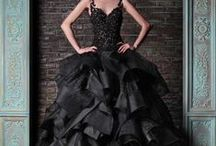 dream clothes and dresses / by Kathryn Fahm
