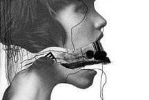 Collage / Couper, coller, composer.