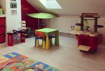 kids playrooms & bedrooms