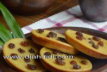 Indonesian kue & dessert