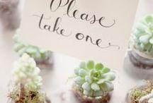 wedding ideas / Inspiring wedding ideas that we think rock with glitz, glamour & fun! DIY wedding ideas.