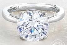 Tacori / Tacori engagement rings to love forever, Tacori inspiration and an ode to our favourite bridal artisans.