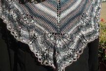moje práce / ruční práce, pletení, šití, háčkování