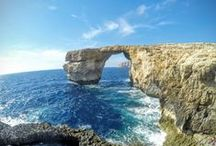 Malta / I spent wonderful time in Malta, a country without rivers, mountains, railways  /August 2015/