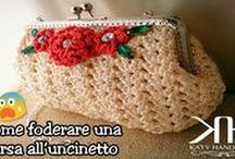 Projekt bag crochet, Progetto Borse uncinetto