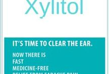 Xylitol / ClearPop contains xylitol, a natural sweetener with antibacterial properties, has been shown in a large clinical study to reduce occurrence/transmission of Acute Otitis Media (common earache) by 25%.