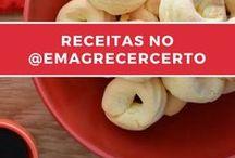 Instagram @emagrecercerto / Dicas e receitas do meu Instagram @emagrecercerto. Para me seguir acesse: https://www.instagram.com/emagrecercerto/
