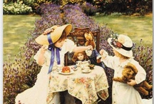 Afternoon tea at St. John's  / by Louise Goldstein