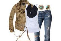 Muotia minun makuuni / My Style / Inspiraatioita pukeutumiseen / My tastes