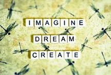 Live.Create.Inspire / by C. Froese ~ Writer