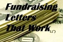 Fundraising Letters / All types of fundraising letters including how to write donation request letters, sample fundraising letters you can copy, plus tips on raising more funds with your appeal letter. To read the article, just double click the picture.  / by Fundraiser Help