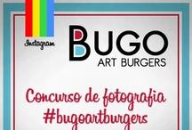 """Special Event!  / Concurso de Fotografia Bugo Art Burgers """"O Bugo Art Burgers leva-o ao """"Optimus Primavera Sound 2013"""""""