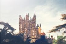 Highclere Castle  / I was very blessed and privileged to have worked for the Earl and Countess of Carnarvon at their private residence of Highclere Castle