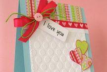 Crafting Cards - Love/Valentine / by Brenda Krepps