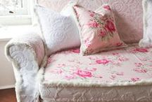 Shabby Chic Dream Ideas / Things that appeal to me!! / by Leslie Platt