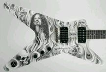 Guitars guitars guitars!!! / by Matt Miller