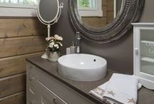 Kylpyhuone/Bathroom / + wc/toilet