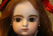 Francois Gaultier  doll's / Antique beauty's French