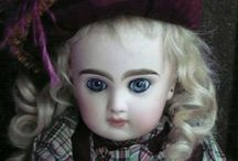 Jumeau  French doll's / Some wonderfull beauty's