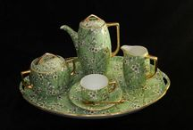 Lovely tea set, antique and vintage / Breakfast set for one ,or more person's.