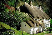 Cottages and Country houses / Lovely  cottages and country houses